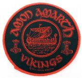 Amon Amarth - 'Vikings' Woven Patch